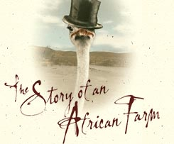 The Story Of An African Farm The Movie Based On The